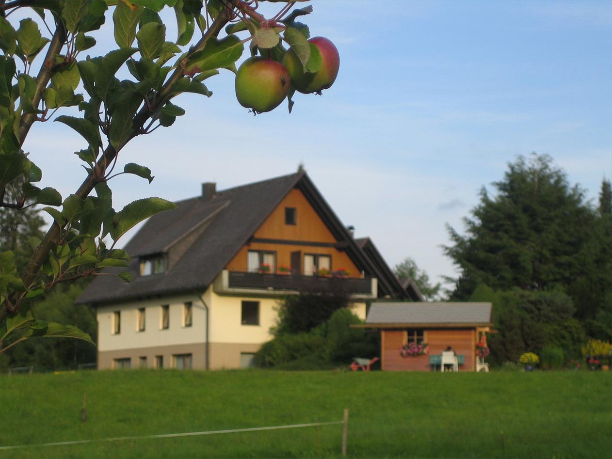 Gaestehaus Baur Gartenhaus