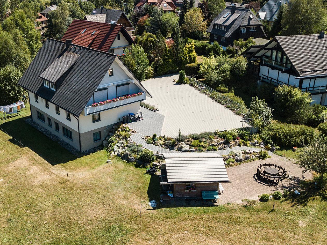 Gaestehaus Baur Gelände