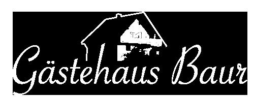 Logo Gästehaus Baur
